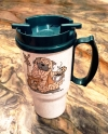 McCartney Shar-Pei Travel Mug